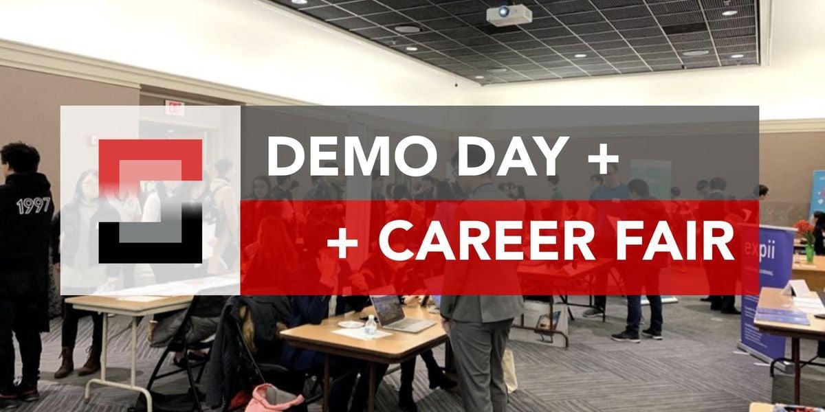 Demo Day & Career Fair