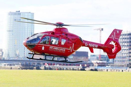 Family Fun Day in aid of Air Ambulance NI
