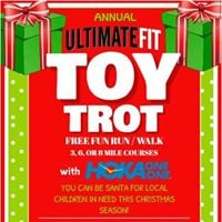 Free Toy Trot Run  Walk 3 6 or 8 mile routes