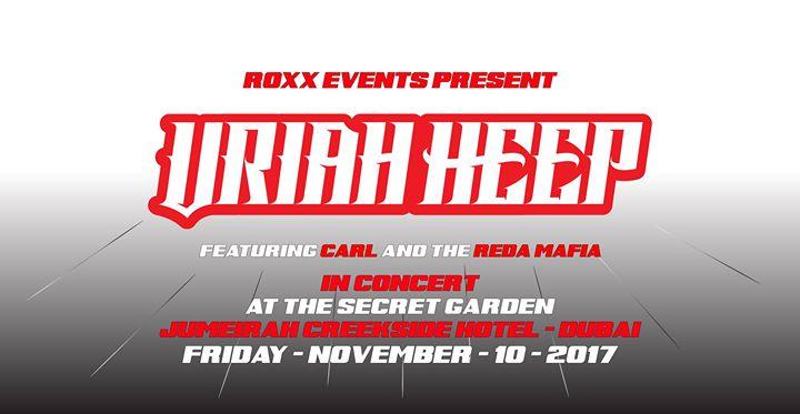 Uriah Heep Live at the Secret Garden