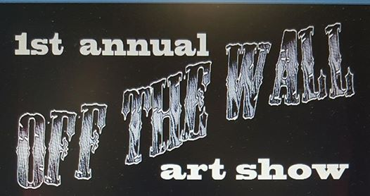 Off The Wall Art Show at American Legion Titusville,FL Post #1, Florida