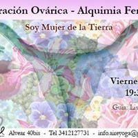 Taller de Respiracin Ovrica - Alquimia Femenina