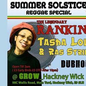 Ranking Ann Live  Summer Solstice Reggae Special