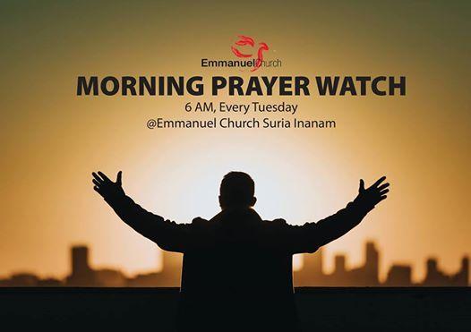 Morning Prayer Watch