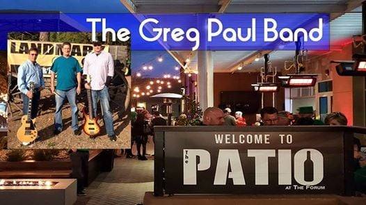 The Greg Paul Band [LIVE MUSIC]