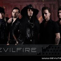 Devilfire hometown show plus special guests