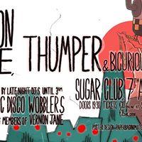 Vernon Jane &amp Thumper Double Single Launch