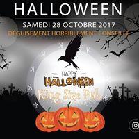 Halloween Party au KSP