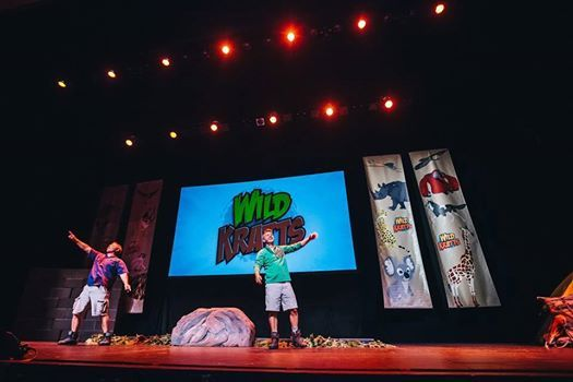 The Wild Kratts LIVE 2.0 - Activate Creature Power
