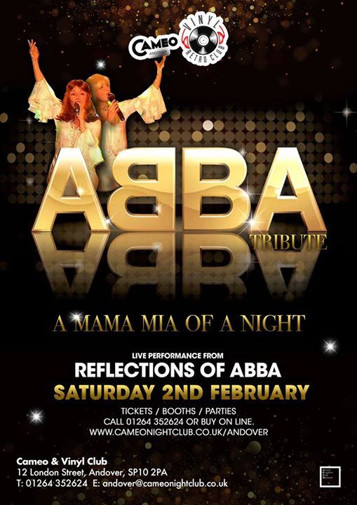 Reflections of Abba
