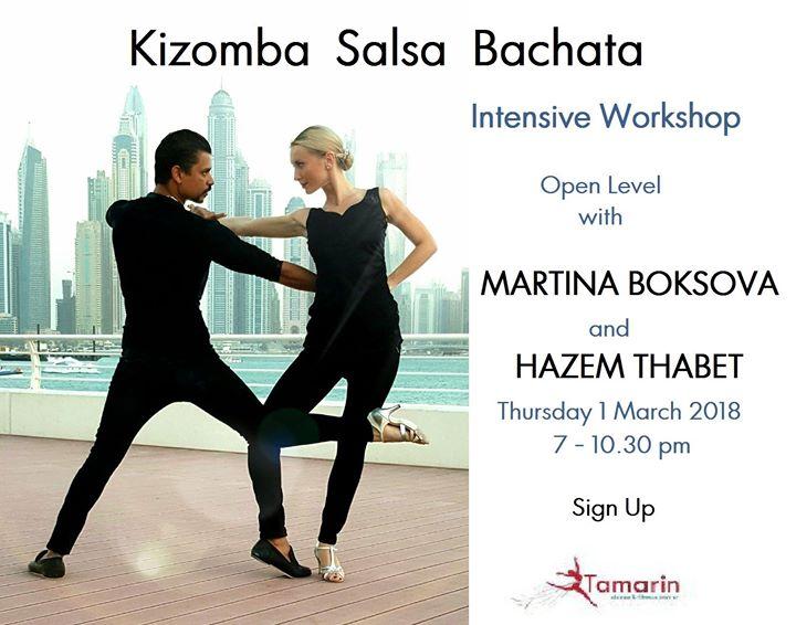 Bachata Kizomba Tamarin Salsa Workshop Center Alexandria Intensive At