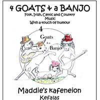 The Goats debut at Maddies