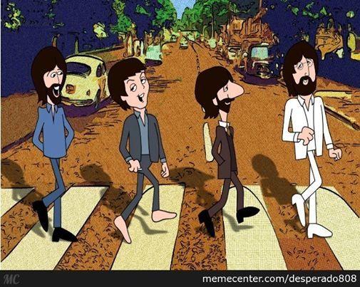 Professor Moptop presents Abbey Road at Cook Memorial ...