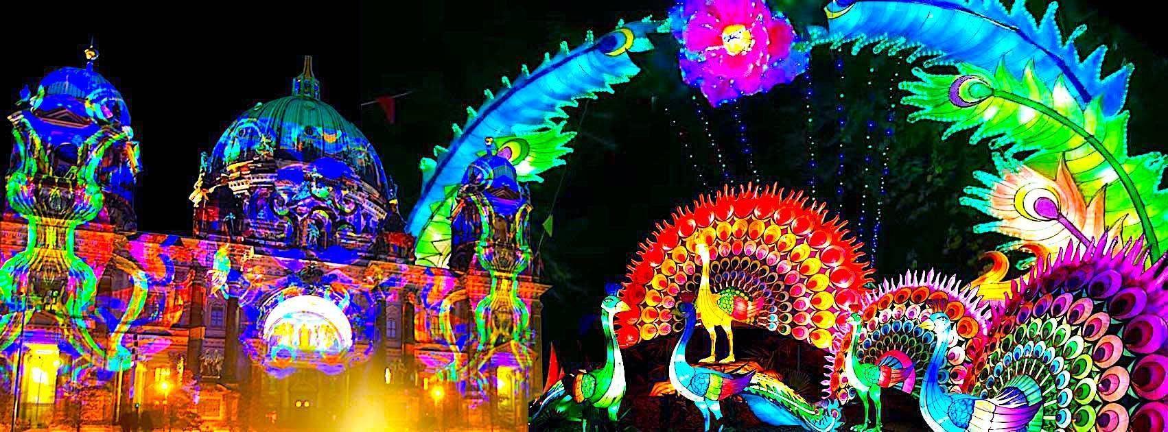 The Carnival Of Light Swindon