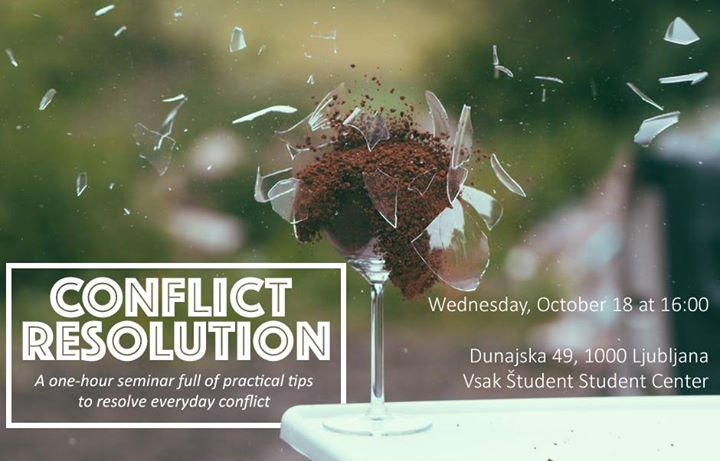 Conflict Resolution Seminar Tips to Resolve Everyday Conflict