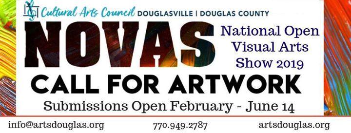 NOVAS 2019 Call for artwork