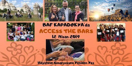 Kapadokyada Berna & Ayla & Ferhat ile Access the Bars