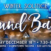 Winter Solstice Sound Bath