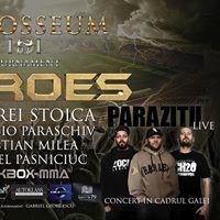 Colosseum Tournament - Heroes