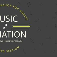 Music Initiation. Summer Workshop for Adults
