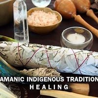 Shamanic Indigenous Traditional Healing