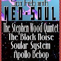 Neo-Soul Soular System Black Noise Stephen Wood Apollo Bebop