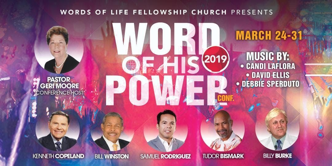 Word of His Power 2019 Conference