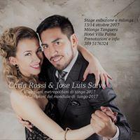 Carla Rossi &amp Jose Luis Salvo1314 Otto.Stage-Esibizione-Milonga