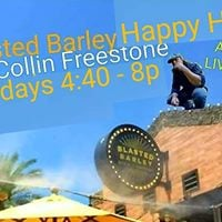 Happy Hour At Blasted Barley With Collin Freestone On Keys