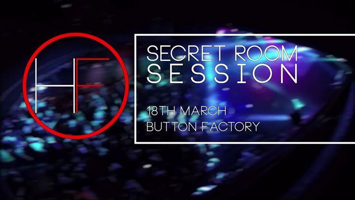Hidden Flux  Secret Room Session