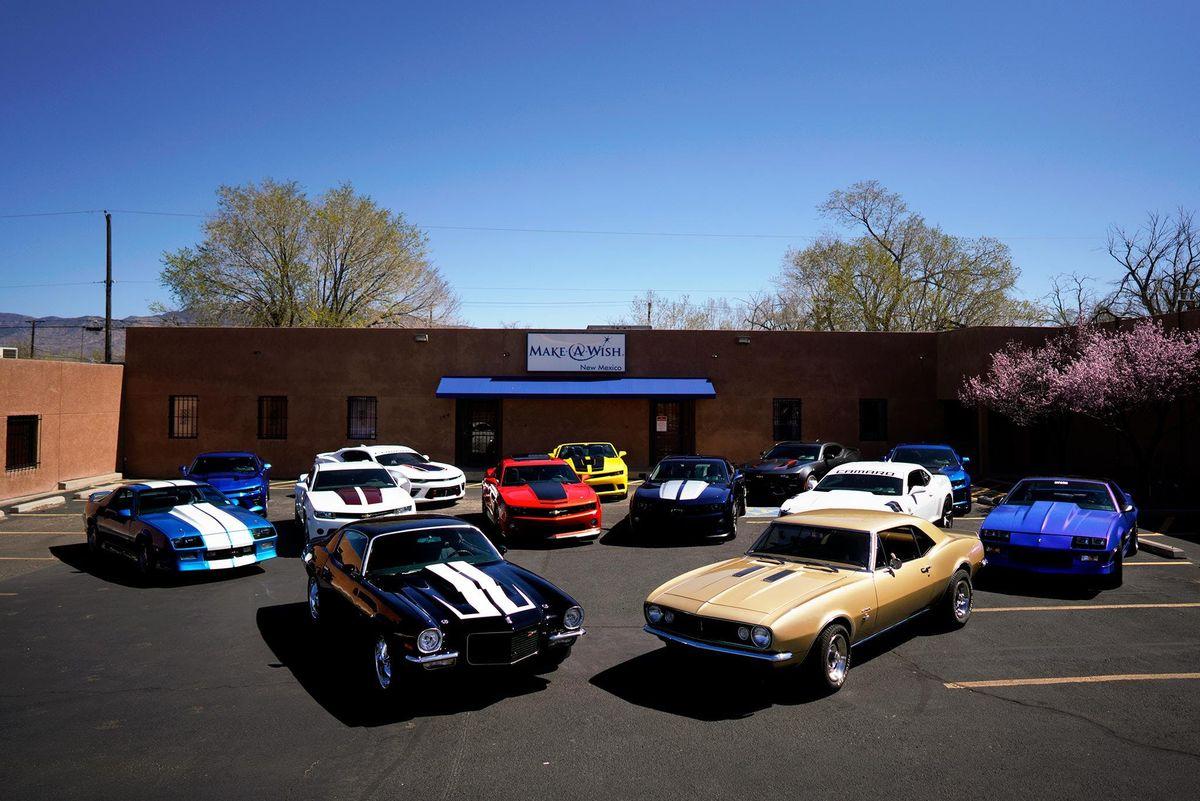 Nd Annual CCNM Car Show To Benefit MakeAWish At Target Albuquerque - Car show albuquerque