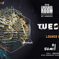 Tuesday Madness with Dj Sumit