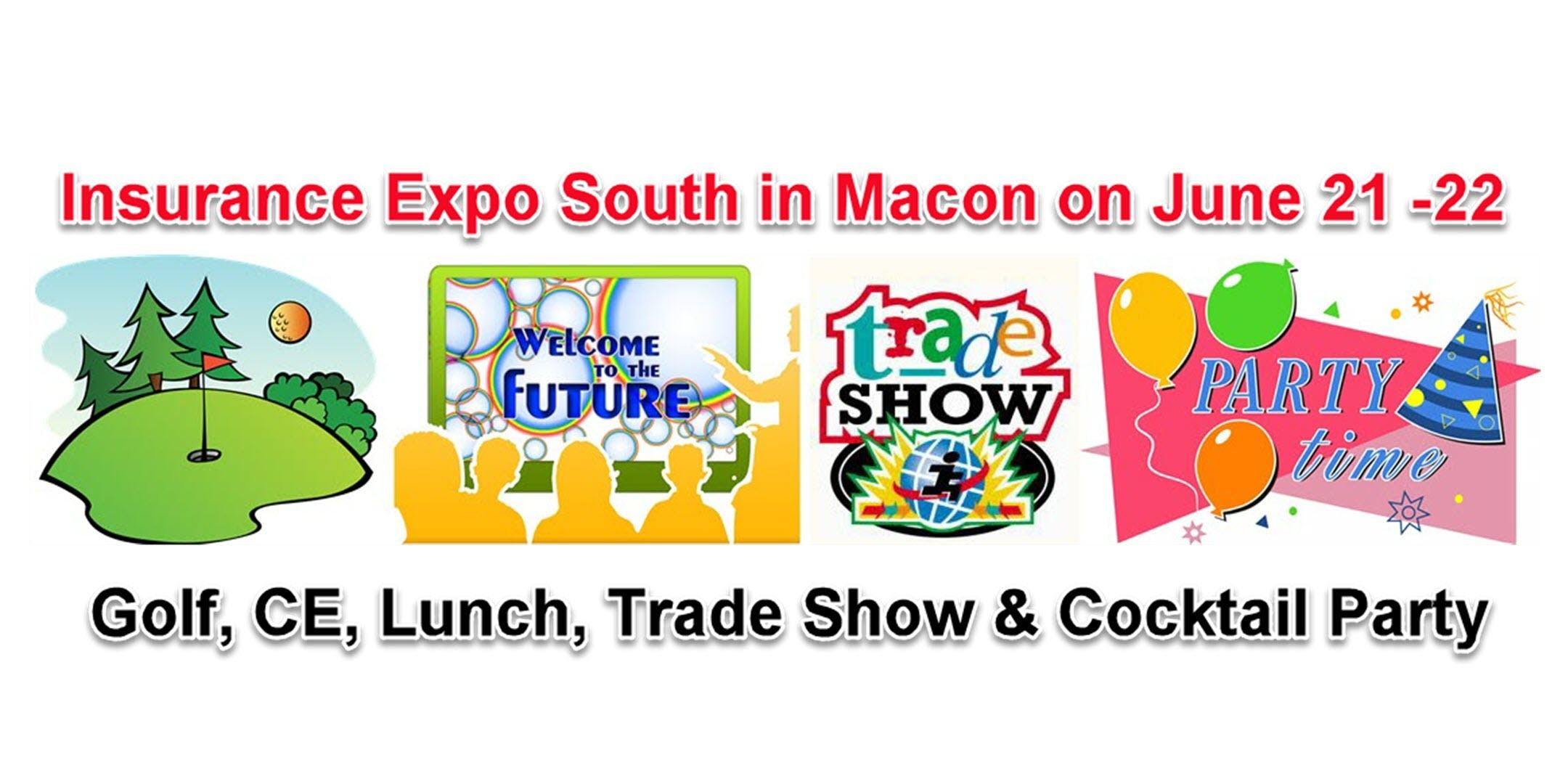 Insurance Expo South - Agents & CSRs