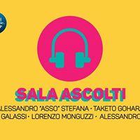 Sala Ascolti - MdB 2017