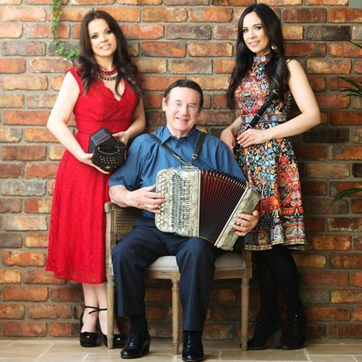The Mulcahy Family - Lunchtime concert
