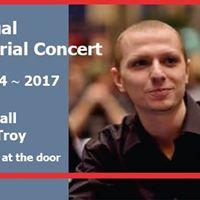Dustin Mele Memorial Concert