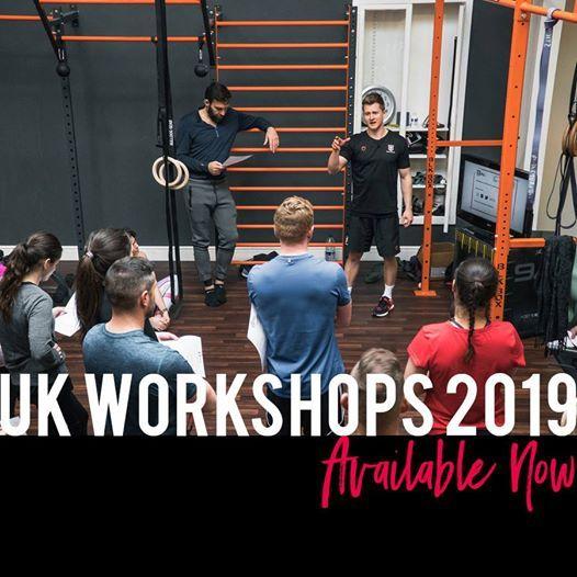 Calisthenics Progressions Workshop  Birmingham