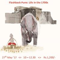 Flashback Pune Life in the 1700s