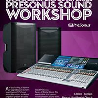 PreSonus Sound Workshop
