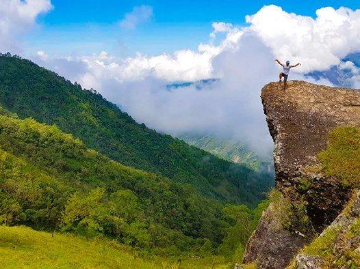 Mt. Ulap 3.0  Baguio Sidetrip