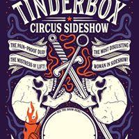 Tinderbox Circus Sideshow at Cellarmens