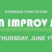 Improv Open Jam June 1st
