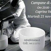 Campane di cristallo - Kitama Sound Project Alessandra Lorenzon