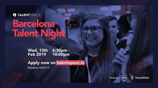Barcelona Talent Night
