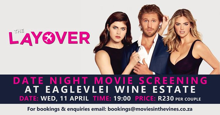 Movies in the Vines, Old Paarl Rd, Stellenbosch, South Africa
