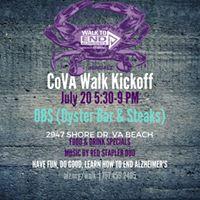 CoVA Walk Kick-off