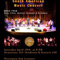 Sikuris St. Lawrence in Concert