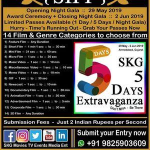 SIFF - SKG International Film Festival-Part of SKG Extravaganza