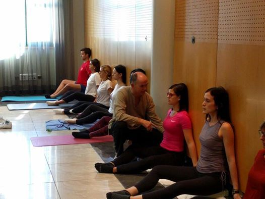 Curso Instructor Stretching Global Activo SGA 1-3 Marzo