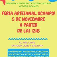 Feria Artesanal Ocampo